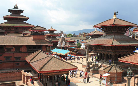 14 Days Beijing and Lhasa to Kathmandu Overland Tour with Beijing-Tibet Train