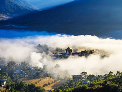 6 Days Bhutan Honeymoon Tour