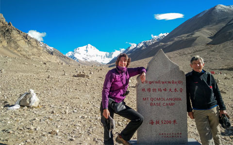 7 Days Lhasa to Everest Base Camp Tour