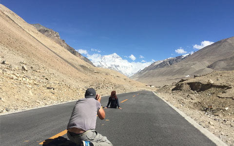 9 Days Lhasa to EBC Photography Tour