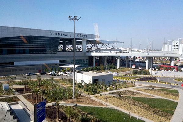 Delhi Indira Gandhi Airport
