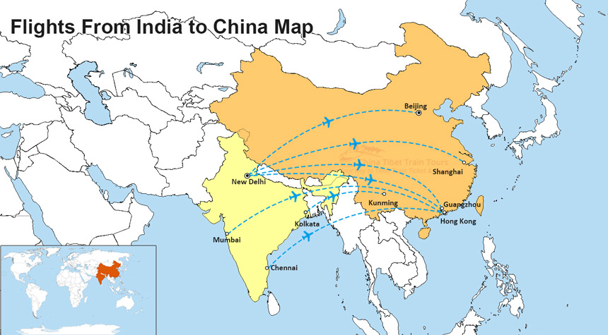india to china train route map India To Everest Base Camp How To Reach Everest Base Camp From India india to china train route map