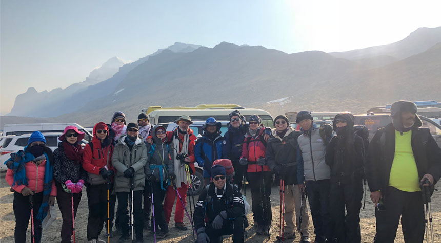Tour Kailash in Group