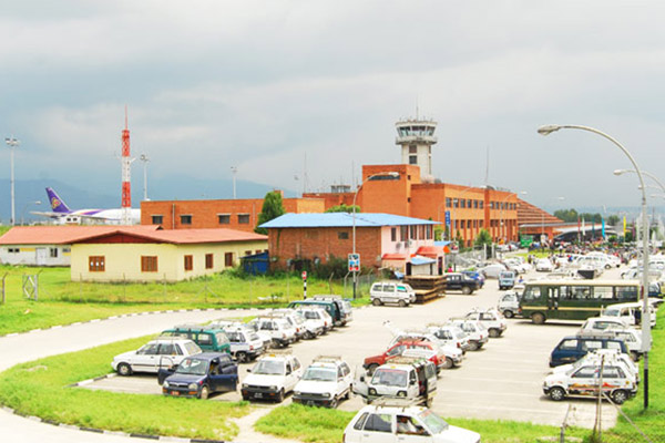 Kathmandu Tribhuvan International Airport