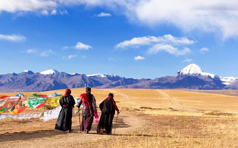 13 Days Kailash Pilgrimage Tour from Kathmandu