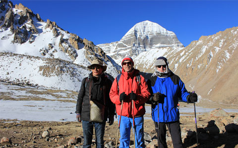 15 Days Kailash Pilgrimage Tour from Kathmandu with Flight in and out of Lhasa