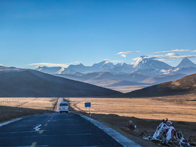 16 Days Tibet Kailash Xinjiang Land Trip