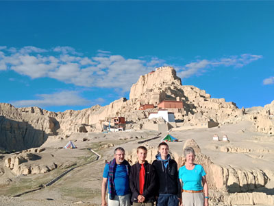 18 Days EBC Kailash and Guge Kingdom Tour with Tibet Train Experience