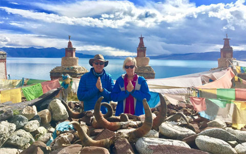 19 Days Ngari Loop Tour with EBC Kailash Namtso