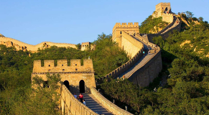 Visit Great Wall in Beijing after touring Tibet