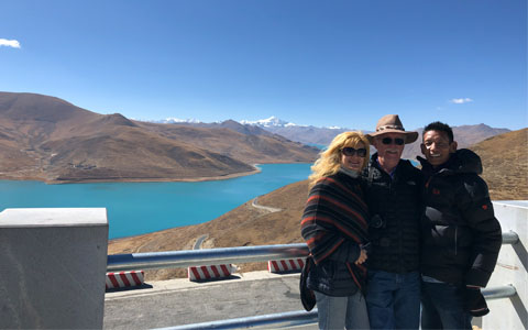 5 Days Lhasa Yamdrok Lake Winter Tour