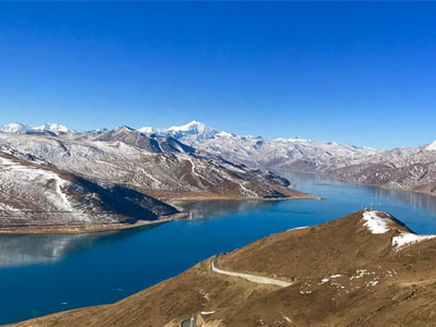 5 Days Lhasa and Yamdrok Lake Private Tour