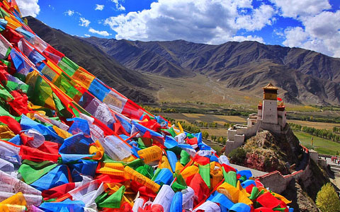 6 Days Lhasa and Tsedang Small Group Tour