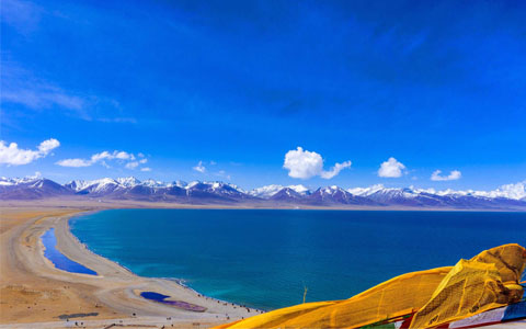 8 Days Central Tibet and Lake Namtso Small Group Tour