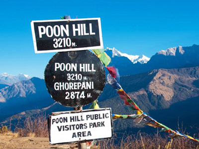 8 Days Classic Poon Hill Trekking Tour in Nepal