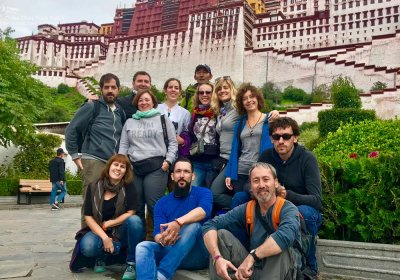 Traveler photo: We visited the majestic Potala Palace in Lhasa. (August 2020)