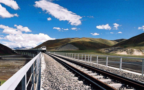What Is Life Like on the Qinghai-Tibet Railway?