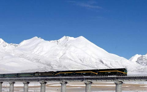 Facts and Records of Tibet Railway