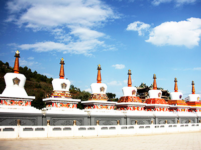 10 Days Xining and Tibet Tour from Shanghai