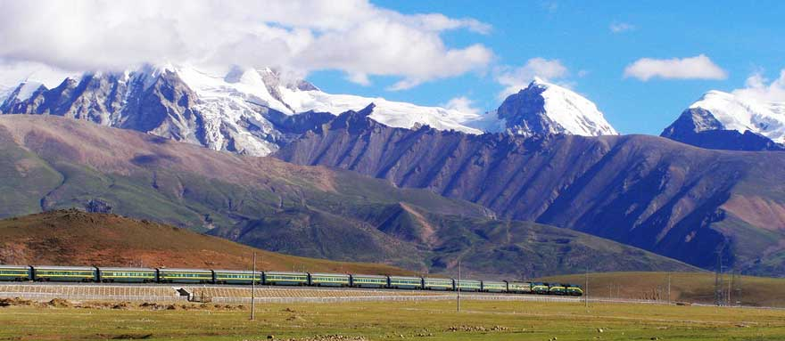 10 Days Xining and Tibet Everest Tour from Beijing