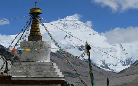 11 Days Lhasa and Everest Base Camp Expedition