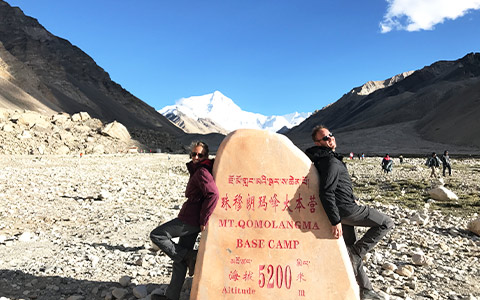 12 Days Tibet Everest Base Camp Tour from Hong Kong