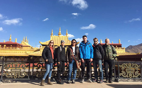15 Days Tibet and Nepal tour from Beijing by Train