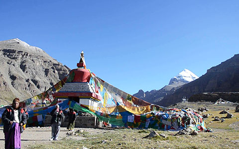 Tibet Train + Kailash Manasarova Group Tour (16 Days)
