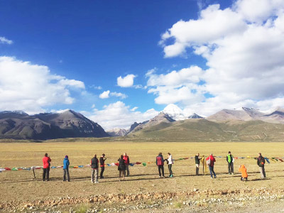 18 Day Tibet Mount Kailash Tour from Hong Kong by Train