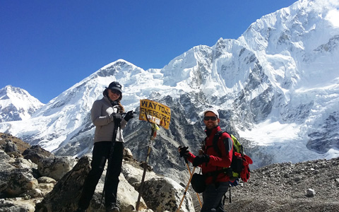 25 Days Epic Everest Base Camp Trekking Tour in both Tibet and Nepal