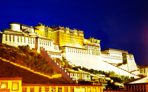 5 Days Essence of Lhasa Small Group Tour by Train