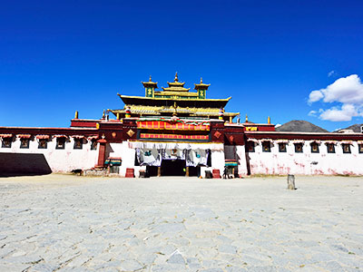 7 Days Lhasa to Tsedang Small Group Tour with Tibet Train Experience