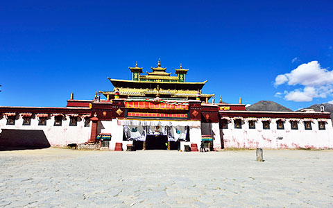 7-Day Tibet Train + Lhasa to Tsedang Group Tour