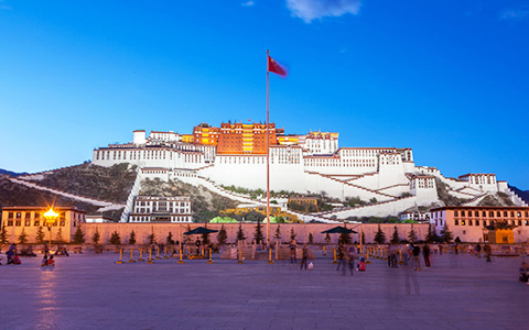 8 Days Tibet Discovery Tour by Train from Xining