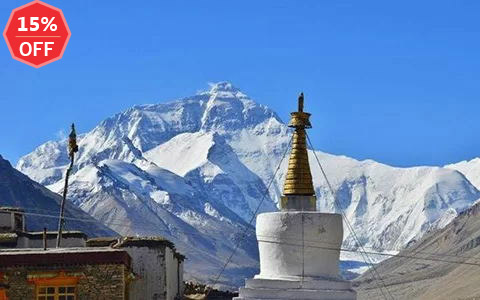 8 Days Tibet Everest Small Group Tour