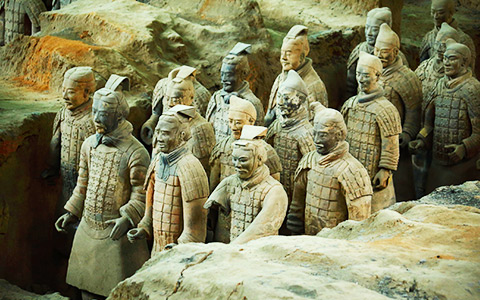 8 Days Classic Xi'an and Tibet Tour by Train