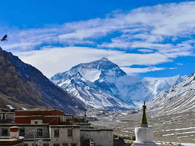 9 Days Lhasa and Everest Base Camp Tour from Chengdu by Train