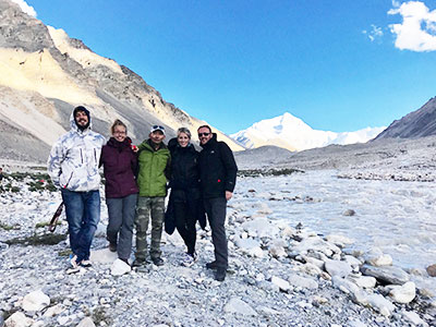 9 Days Lhasa to Everest Base Camp Small Group Train Tour
