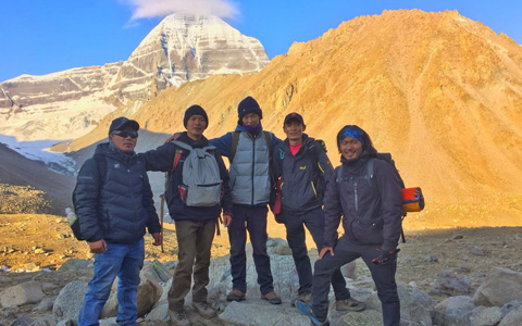 13 Days Lhasa Kathmandu Small Group Tour with Mount Kailash Trekking
