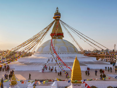 15 Days Nepal Tibet Tour by Flight and Bhutan Cultural Tour