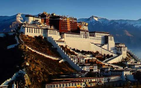 15 Days Beijing-Xian-Lhasa-Kathmandu Tour by Train