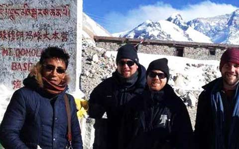 9 Days Shanghai-Lhasa-Everest Base Camp Tour by Train