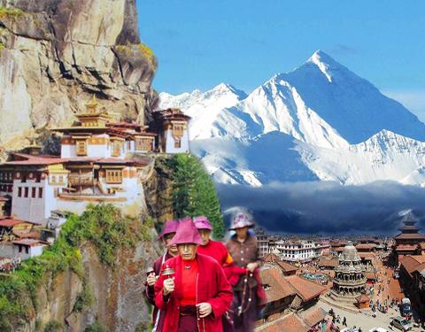 Resultado de imagem para tibet nepal
