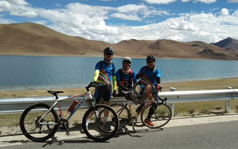 9 Day Yamdrok Lake Cycling Tour
