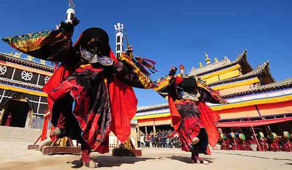 Great Prayer Festival in Tibet is also known as Monlam in Tibetan language