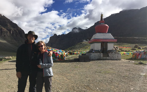 17 Days Lhasa to Kathmandu Tour with Namtso EBC Kailash