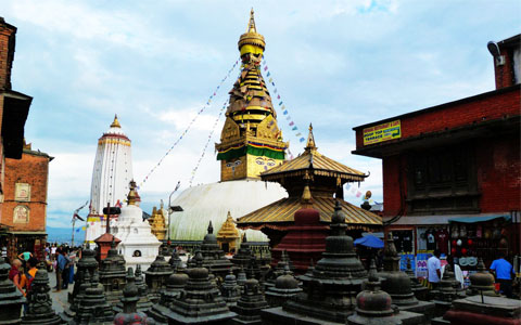8 Days Kathmandu and Lhasa City Tour with Drak Yerpa and Ganden Trekking