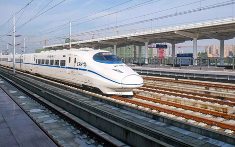 Chengdu-Ya'an Trains Launched This Winter Morning