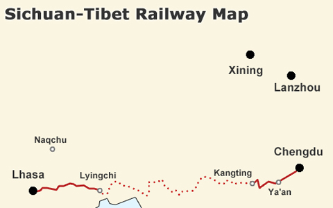 Construction of Sichuan-Tibet Railway Have Started