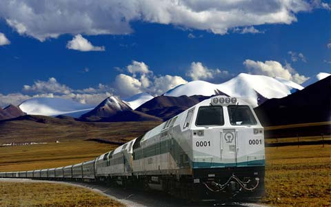 New Railway Line to Tibet to Open in May